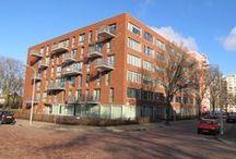 Den Haag, De Raden / Nieuwbouw, verankering van balkons