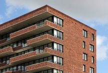 Zoetermeer, Schoutenhoek / Nieuwbouw, verankering van balkons en luifels