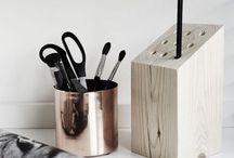 DIY & Organization Ideas / DIY ideas, projects, creativity, home organization inspiration & cleaning motivation. / by Nina Livii
