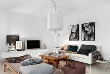 Home Inspiration / inspiration for my current apartment and future home. / by Nina Livii
