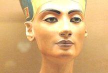 Egipt / Egypth was under great influence of Minoans.