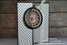 Stampin Up Circle Thinlit
