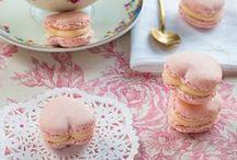 """Macarons """"Olivas en la cocina"""""""