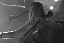 Spellbinding Cello / Baroque, traditional, electronica and modern classical music