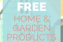Free Home & Garden / Free tips and free tricks for your home and garden.