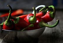 Chilli peppers / Люти чушки