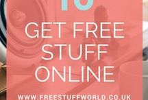 Free Money Saving Tips / Because there's nothing better than free stuff and saving money!