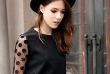 Black blouses