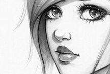 Drawing / A rajzokról szól , amiket elkészítek :)