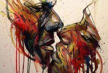 Arte / Arte, Fumettistica e illustrazione