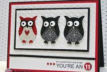 Stamping Up Owl Punch