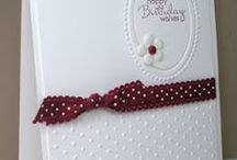 Stamping Up Embossing Folders