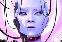 Cyber - Sci-fi