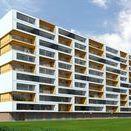 Zoetermeer, Flat Palenstein / Studie, verricht met een aantal partijen waaronder DWA en MAS Architectuur, naar het energieneutraal maken van bestaande galerijflats in de wijk Palenstein