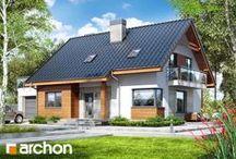 Projekty domów współczesnych
