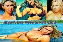 Krys A Eva Fan's club / Stay tuned with us to get latest updates about sensational model KRYS A EVA  Amazing Krys A Eva To get latest updates about her follow her at following Social media Sites  Social Media Accounts include Tumbler: https://www.tumblr.com/blog/krysaeva Facebook : https://www.facebook.com/KrysAEva Linkden :https://www.linkedin.com/company/krys-a-eva Twitter : @ ikonicbeauty Pinterest : pranaypfactor/krys-a-eva-fans-club