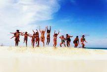 Sandbank & Snorkeling cruising trip