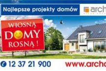 Atrakcyjne promocje ARCHON+ / Wiosną Domy Rosną