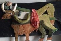 Original ceramic art from Provence / Buy online at www.lesprit-de-provence.com