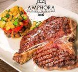 Enoteca Amphora Fine Cuisine / Arta gastronomiei fine/Fine cuisine