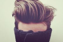 HAIR. MEN• 'Sort the Hair Out / Cleanhair  Do..//Never Know who's look'n