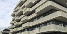 Amsterdam, Zeeburgereiland blok 9 / Nieuwbouw, verankering van balkons en galerijen