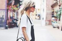 City Style / Inspiration and style ideas for big city dream catching <3