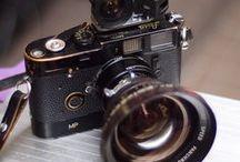 CAMERA'S / Camera's and tools
