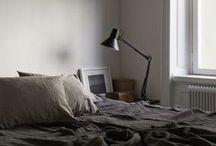 // Sleep / Bedroom inspiration
