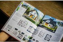 Domy Które Kochacie / Czasopismo/Katalog z projektami domów ARCHON+ wydawane kilka razy w roku. Prezentujemy zarówno bezpłatne, jak i płatne katalogi.