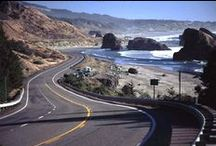 Places to Ride / After polishing up your motorcycle, car or truck with Sheen Genie, here are some great scenic places to drive to and show off your ride!