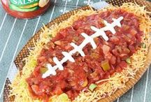 Football Party / Football party recipes and ideas