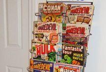 Comics & Pop Figures