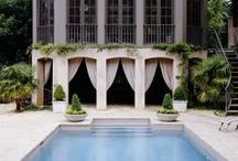 Exterior Love, Pools & Doors / by IndulgeNdesign