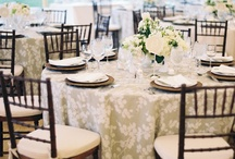 Wedding Tablescapes / by Ann Rawlings
