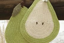 Crochet / Things I Want to Crochet If Only I Had the Time. Mostly free patterns to crochet.