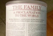 ♫FHE♪  Ideas / Lesson, Music, Activity, Snack, Organize, Gospel Doctrine - FAMILY FIRST!! / by Ⓐndi ➳ {&D} ₲ooch