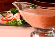 Recipes: Salads and Dressings