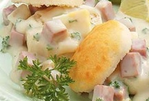 Recipes: Casseroles/Main Dishes