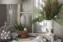 Christmas: Room Inspiration / by Ann Rawlings