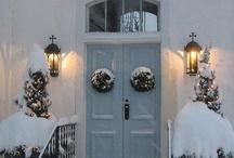 Christmas: Outdoors