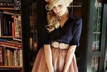fashion-style / by Christina Shaw (Blank)