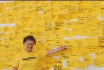 Cancer Survivors  / Our core values guide us every day in how we serve the 28M people around the world living with cancer, as well as their families and friends. LIVESTRONG. / by The LIVESTRONG Foundation (Official)
