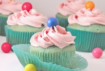 Cupcake Cuties & Marvelous Muffins / by Jessica Hunt