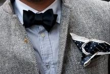 Bow Ties / Bow ties and men's fashion / by The Rover Boutique