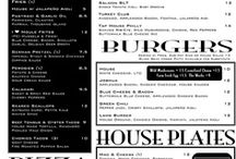 Menus BABY!!! / by Marshall Ingel
