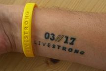 LIVESTRONG Tattoos / by The LIVESTRONG Foundation (Official)