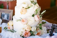 wedding cakes / by Jordan McBride