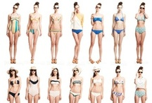 Spring 2013 Swimwear: Meet & Match / by Lauren Moffatt