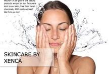 Xenca Be Nice to your Skin / Kind, natural products to help keep your skin soft, smooth and youthful.  No nasty chemicals - just pure, natural ingredients to nourish and nurture you skin.